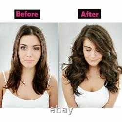 100S U Nail Tip Pre Bonded Keratin Fusion Remy Loose Wave Human Hair Extensions