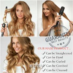 200Strands Fusion Keratin Pre Bonded Real Remy Human Hair U Tip Nail Extensions