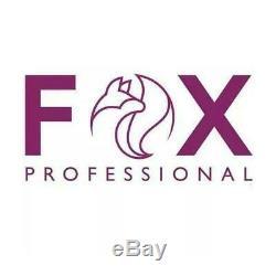 2 Liter New Fox Gloss Brazilian Keratin Treatment Blow Dry Hair Straightening