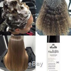 2x Sweet The First Shampoo Generation 2.0 Brazilian Keratin