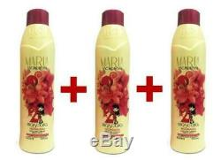 3x Maria Escandalosa Keratin Brazilian Hair Straighten Only Treatment Step 2