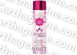 AMAZON FLOWERS PERFECT SMOOTH 33.8 Oz 1 L BRAZILIAN HAIR PROTEIN 0% forml