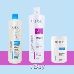 Agi Control K1 Perola Formol Free Brazilian Keratin Natural Treatment Agilise