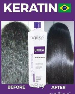Agi Control Unika Agilise Formol Free Brazilian Keratin Treatment Agilise