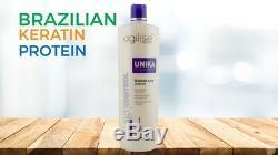 Agi Control Unika Agilise Formoldehyde Free Brazilian Keratin Treatment