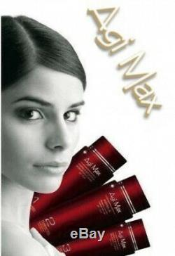 Agi Max Brazilian Keratin Hair Treatment Kit 500ml 3 Steps The Best