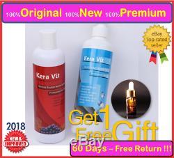 BEST Brazilian Keratin Free Formaldehyde Hair Therapy Straightening Kit Shampoo