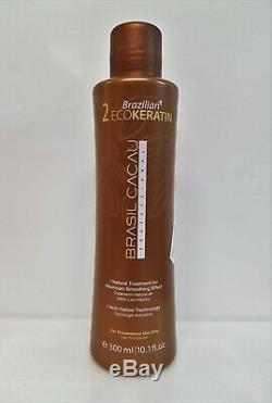 Brasil Cacau Cadiveu Brazilian Hair Straightening Eco Keratin (Step 2) 300
