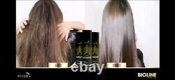 Brazilian Blowout Hair permanent Straightening Keratin Treatment PIOLINE PRIMIUM