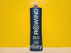 Brazilian Blowout Rewind Anti Aging Reparative Salon Treatment 34 oz