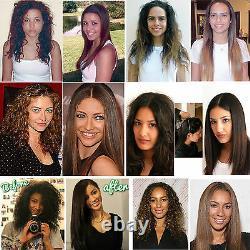 Brazilian Complex Hair Keratin Treatment Set 300ml with Dual Voltage Iron + More