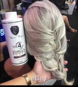 Brazilian Hair Treatment 4 Four Forces Nuance Toner 4 In 1 Robson Peluquero 1L
