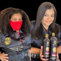 Brazilian Hair Treatment KIT BLACK LOVE STRAIGHT Capillary Robson Peluquero