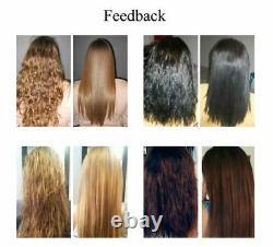 Brazilian Keratin 12% Formalin 1000ml Hair Treatment With Purifying Shampoo hair