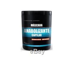 Brazilian Keratin Anabolic Hair Supplement Treatment Mask 1Kg Fit Cosmetics