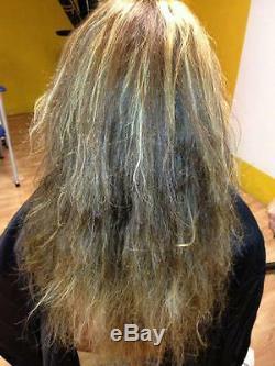 Brazilian Keratin Cure Btox Blonde Hair Smoothing-Repair BTX Treatment 500ml
