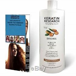 Brazilian Keratin Hair Blowout Treatment 1000Ml Professional Complex Formula Pr