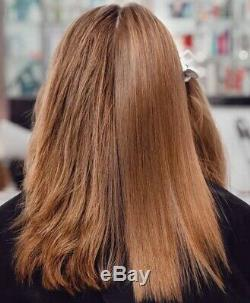 Brazilian Keratin Hair Treatment Agi Max Semi Di Lino 3 X 1 liter Straightening