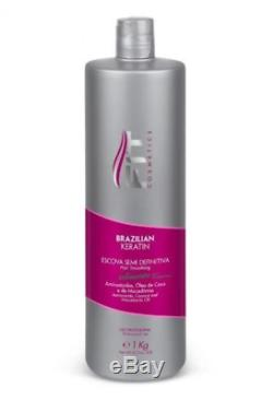 Brazilian Keratin Semi Definitive Hair Smoothing Treatment 1Kg Fit Cosmetics