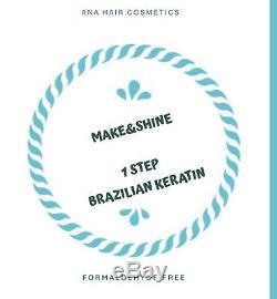 Brazilian Keratin Straightening (FORMALDEHYDE FREE)
