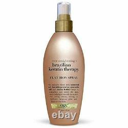 Brazilian Keratin Therapy Spray Protects Hair from Heat Styling (3ct)