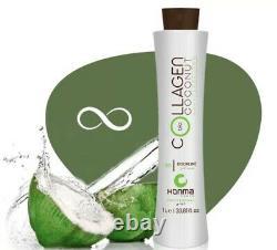 Brazilian Keratin Treatment Collagen BIO Coconut HONMA TOKYO NANOPLASTIA