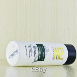 Brazilian Keratin Treatment Hair Straighten Set 100ml X 4 Bottles + Flat Iron