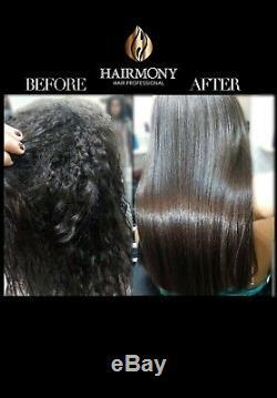 Brazilian Keratin protein Hair straighten Htreatment 0%Formaldehyde Hairmony