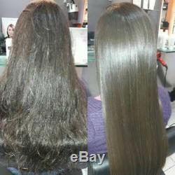 Brazilian Professional Keratin Straightener Treatment Kit for Fizzy Damage Hair