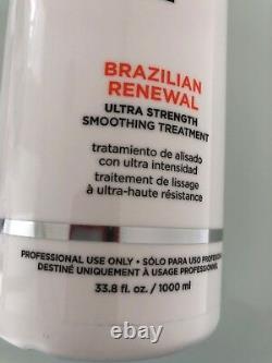 Brazilian blowout keratherapy treatment Brazilian Renewal 32Oz/1000ml USA
