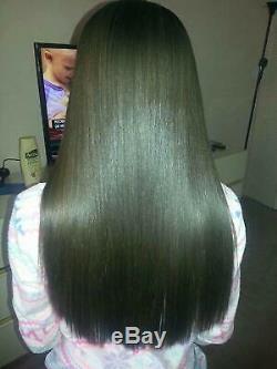 Brazilian keratin hair Blowout Treatment Instant results keratina brasilera Hair