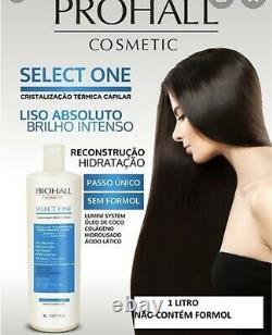 Brazilian keratin hair straightening 33oz