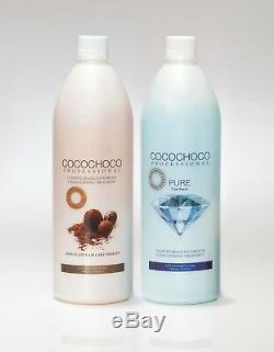 COCOCHOCO Advanced Brazilian Keratin damage Hair Treatment Special 2000ml offer