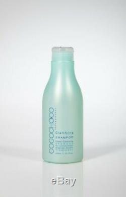 COCOCHOCO Brazilian Keratin Hair Treatment 1000ml + Clarifying Shampoo 400ml