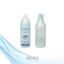 COCOCHOCO Brazilian Keratin Treatment PURE 1000 ml, Clarifying 1000 ml, SF 1000 ml