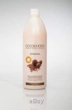 COCOCHOCO Original Brazilian Keratin Hair Treatment 33.8 oz / 1000 ml
