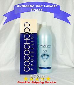 COCOCHOCO Pure Brazilian Keratin Hair Treatment 33.8oz/1000 ml