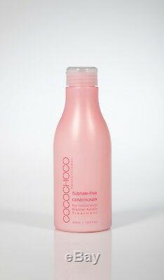 COCOCHOCO blowout Brazilian Keratin smoothing treatment Kit no. 9 Special offer