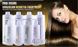 COMPLEX BRAZILIAN KERATIN treatment SOFT For All hair types. 33.8 oz/1L