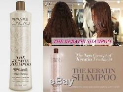 Cadiveu Brasil Cacau Brazilian Keratin Express Hair Straightening Treatment 1l