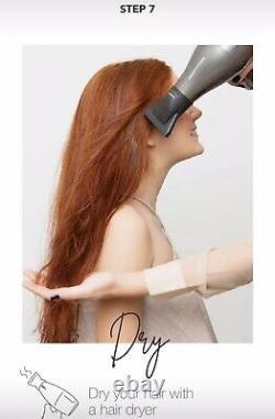 Cadiveu Brazilian Shampoo Dos Fios + Nanoplastia Coconut Straightening 1l