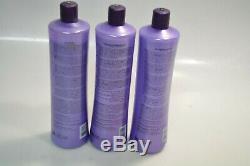 Cadiveu Plastica Dos Fios Brazilian Keratin Hair 1000 ML (set of 3) STRAIGHT