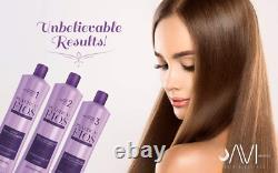 Cadiveu Plastica Dos Fios Brazilian Keratin Hair Smoothing System Anti Frizz