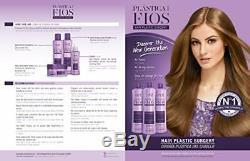 Cadiveu Plastica Dos Fios Brazilian Keratin Hair Smoothing System Anti Frizz A
