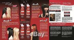 Chocolate Brazilian Keratin Collagen 16oz 1hr Hair Premiere Hidra Max Treatment