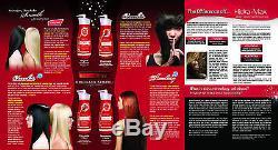 Chocolate Brazilian Keratin Collagen 16oz Hidra Max Hair Premiere Treatment