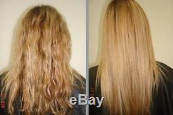 Chocolate Brazilian Keratin Professional Straightening hair Treatment w Keratin