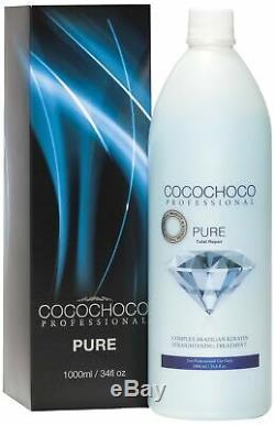 Cocochoco Professional Pure Total Repair Brazilian Keratin Hair Treatment, 10