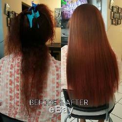 Complete Complex hair Brazilian Keratin Treatment 32oz/1000ml With Argan Oil