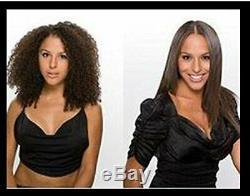Complex Brazilian Keratin Blowout Hair Treatment 4 Bottles 300ml Value Kit